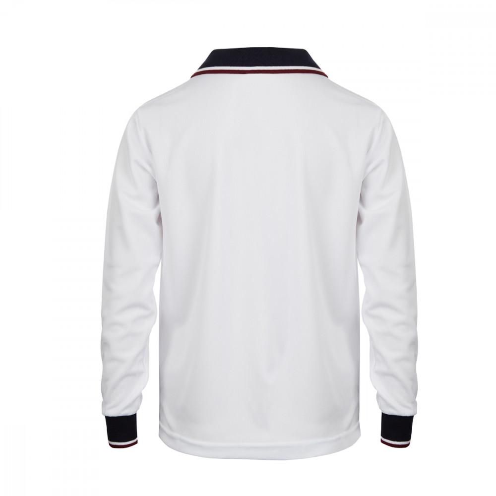 T-Shirt L/S White